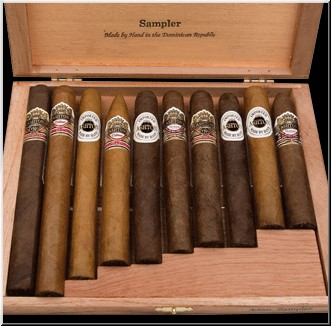 Ashton Cigar Samplers