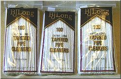 Pipe Accessories Tapered Cotton Cleaners - 6.5 inches