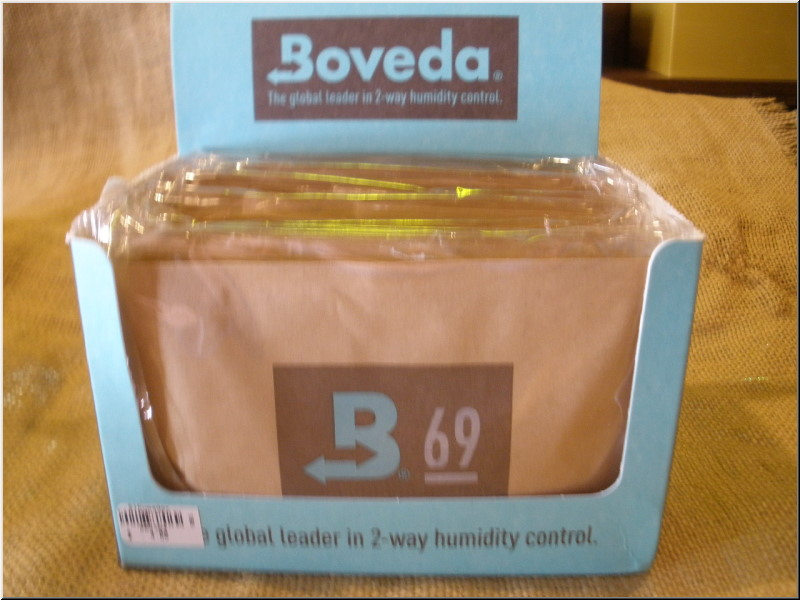 Humidifiers Boveda 69 Percent