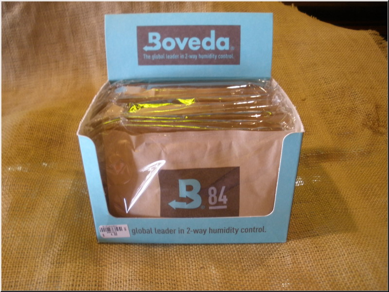 Humidifiers Boveda 84 Percent