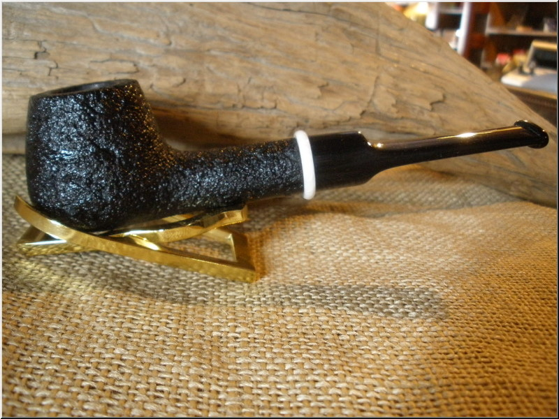 Pipe Classic Series Dark Sandblast Brandy