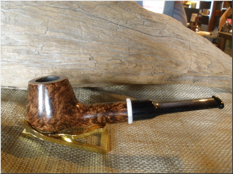 Pipe Classic Series Dark Smooth Brandy