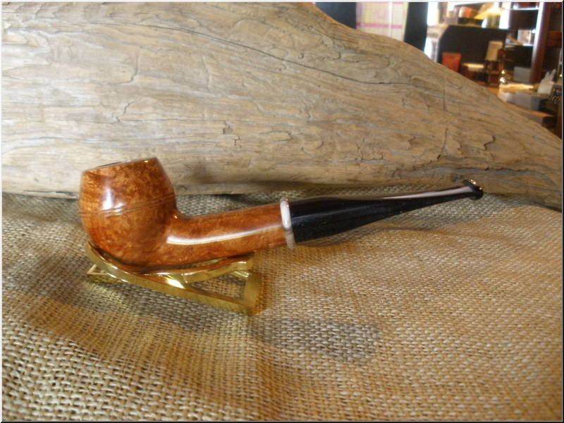 Pipe Classic Series Light Smooth Rhodesian