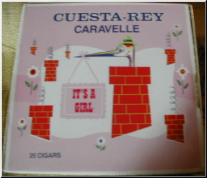 Cuesta-Rey Cigar - Boy/Girl