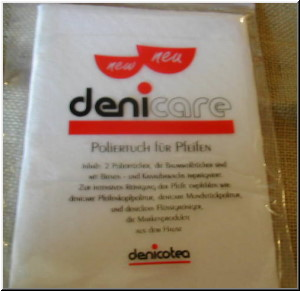 Pipe Accessories Denicare Polishing Cloths