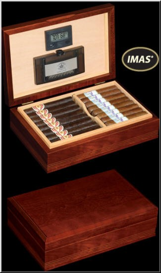 Humidors The Delaware 80 Count