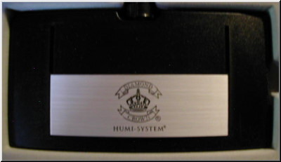 Humidifiers Humidification System Large, up to 100 cigars