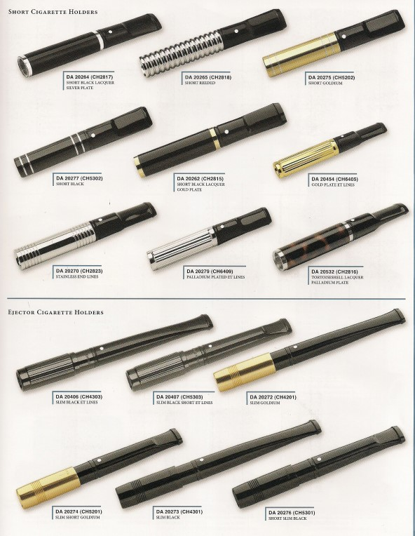 Dunhill Cigarette Accessories