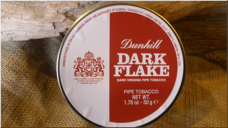Pipe Tobaccos Dark Flake