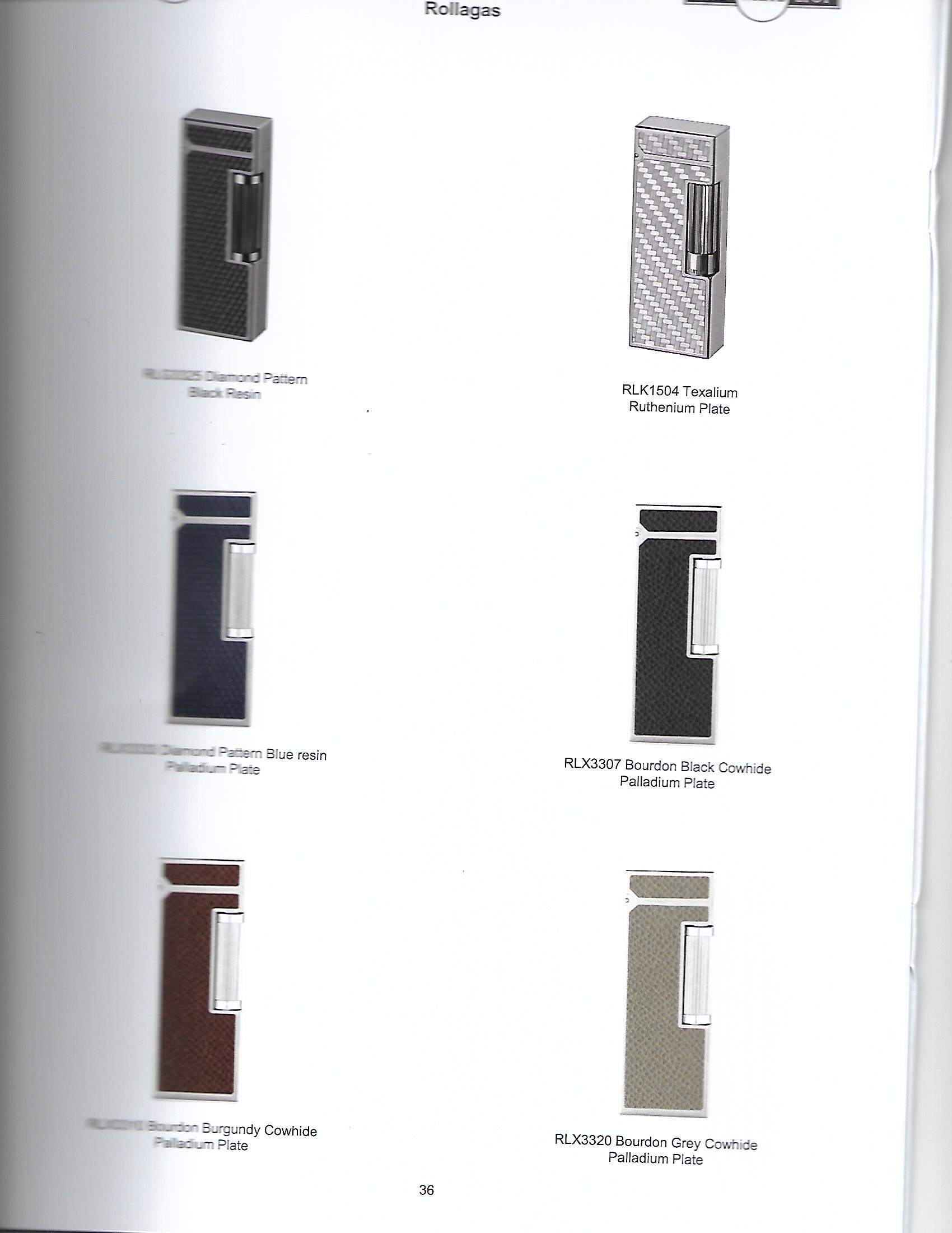 Dunhill Lighters Call Us