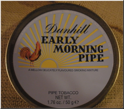 Pipe Tobaccos Early Morning Pipe