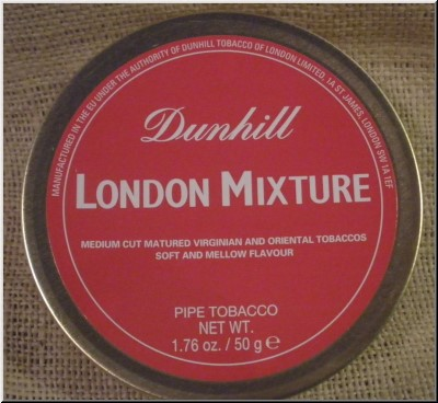 Pipe Tobaccos London Mixture