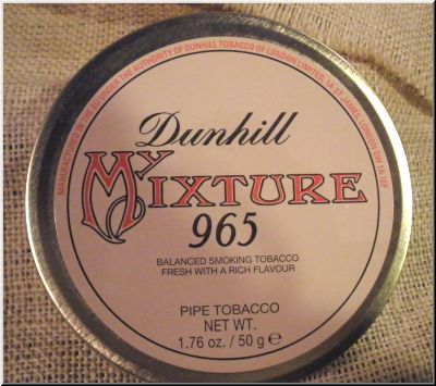 Pipe Tobaccos My Mixture 965