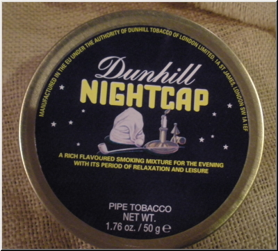Pipe Tobaccos Night Cap