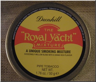 Pipe Tobaccos Royal Yacht