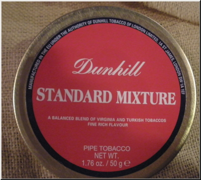 Pipe Tobaccos Standard Mixture