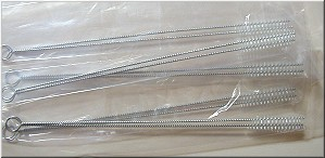 Pipe Accessories Pipe Brushes - 10 Pack