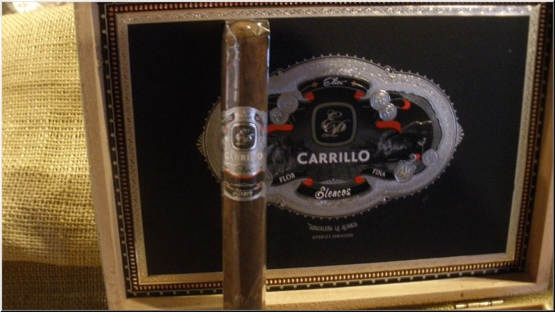 E.P. Carrillo Elencos Cigar