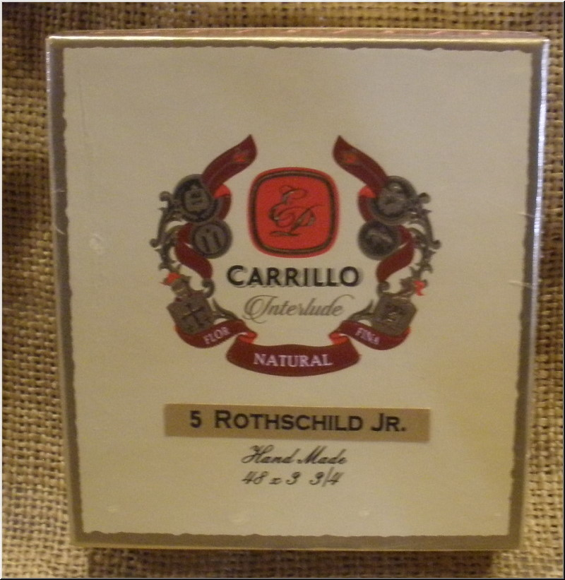 E.P. Carrillo Interlude Cigar