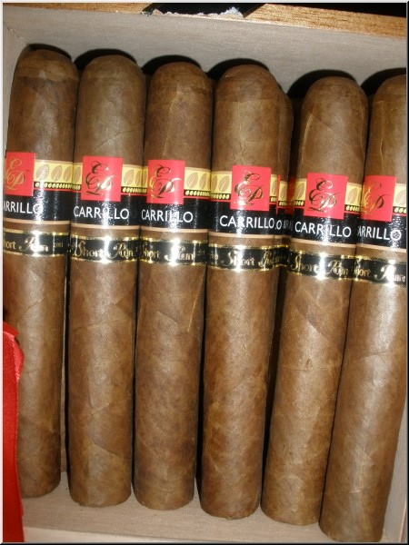 E.P. Carrillo Short Run 2013 Cigars