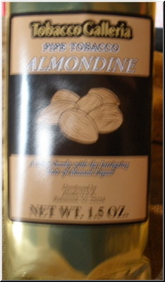 Pipe Tobaccos Almondine