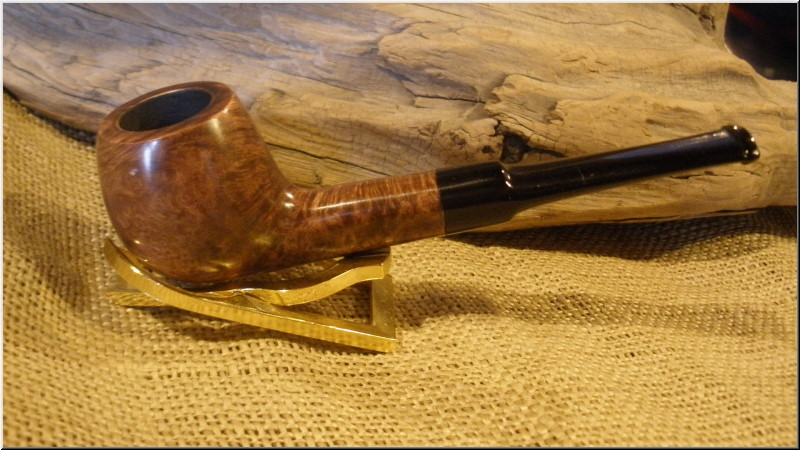 Pipe Italian Smooth # 8