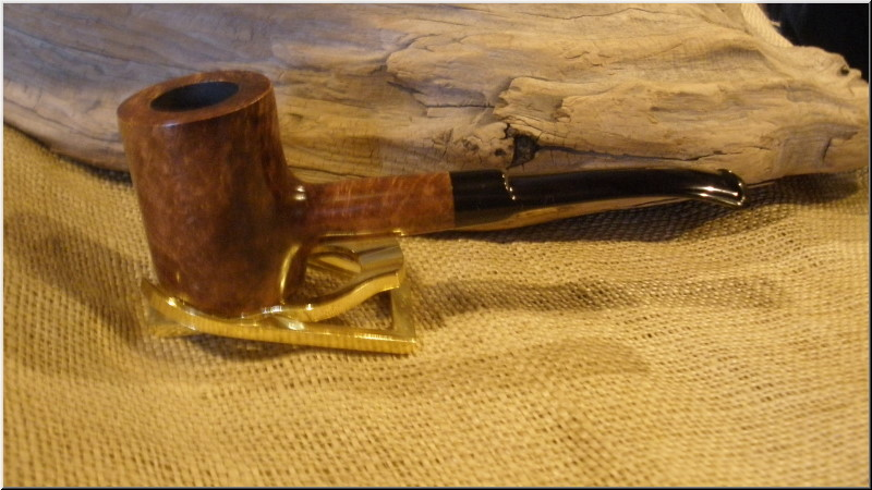 Pipe Italian Smooth # 9