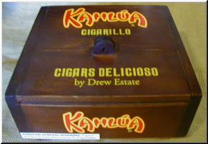 Cigar Box Art Kahlua Cigar Empty Box