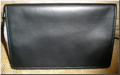 Pipe and Tobacco Bags Rollup Tobacco Pouch Black