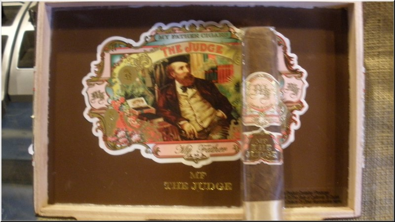 My Father The Judge by Pepin Garcia Cigar