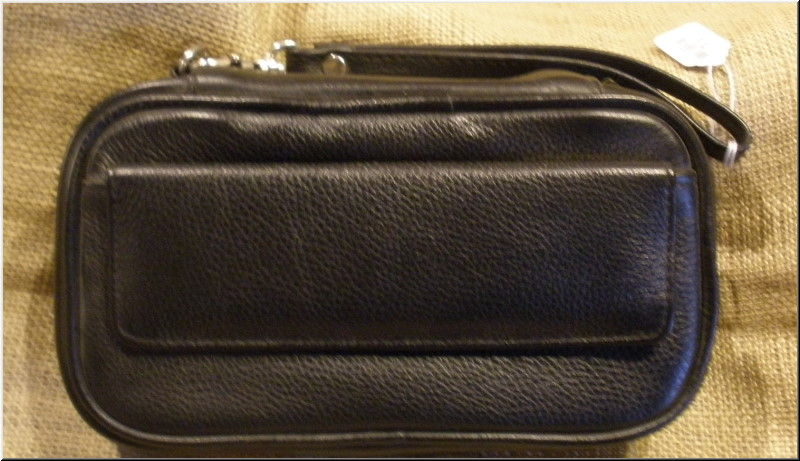 Pipe and Tobacco Bags #P35/3I 3-Pipe case