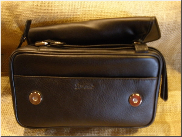 Pipe and Tobacco Bags Classic 2 Pipe Large Bag