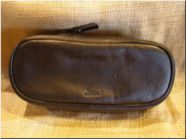 Pipe and Tobacco Bags Classic 2 Pipe Medium Bag