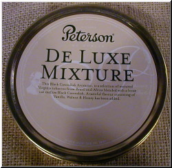 Pipe Tobaccos De Luxe Mixture