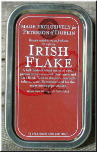 Pipe Tobaccos Irish Flake