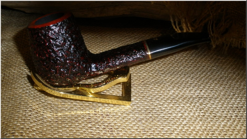 Pipe Lolita Rusticated #04