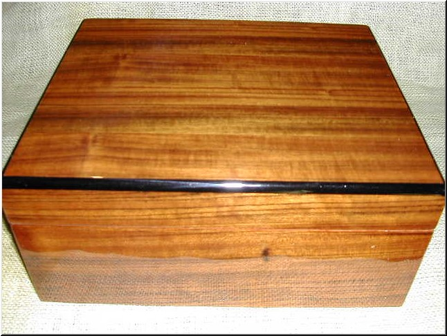 Humidors African Teak Small