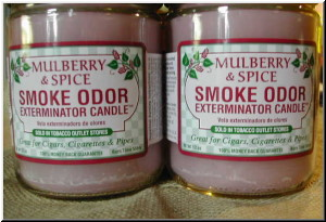 Candles Mulberry & Spice
