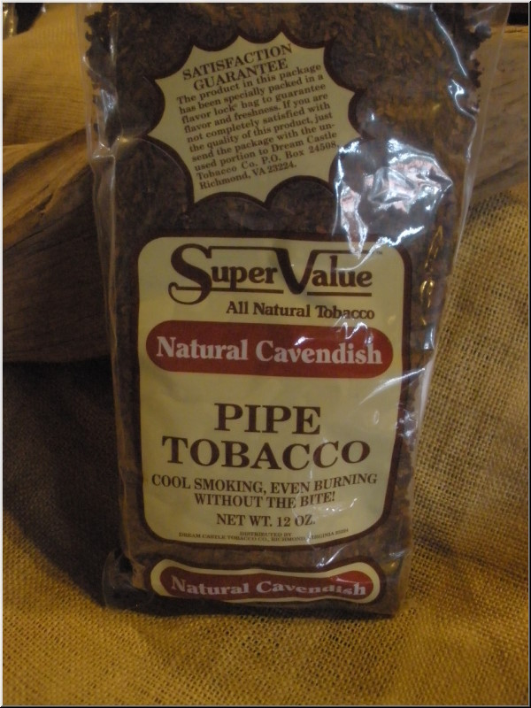 Pipe Tobaccos Natural Cavendish