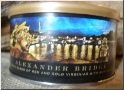 Pipe Tobaccos Alexander Bridge