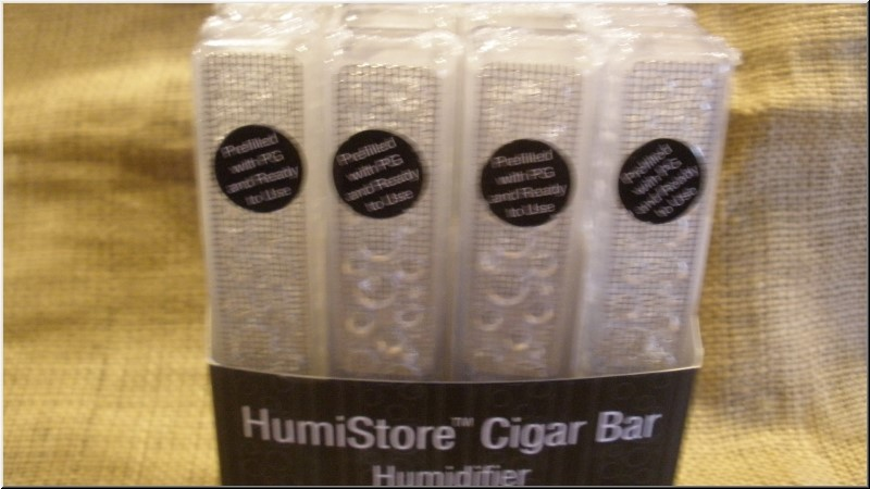Humidifiers Cigar Bar
